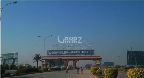 1 Kanal Plot For Sale In DHA Phase-7, Lahore