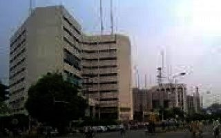 1 Kanal Plaza For Sale In Johar Town Lahore.