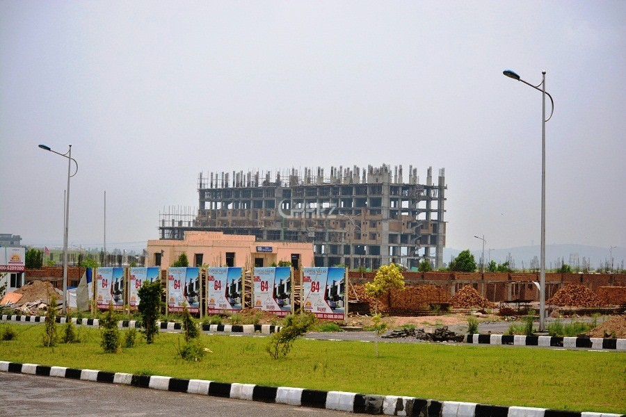 1 Kanal Plot For Sale In B-17, Islamabad