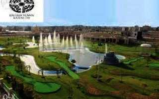 2 Kanal Plot for Sale in Karachi Bahria Town