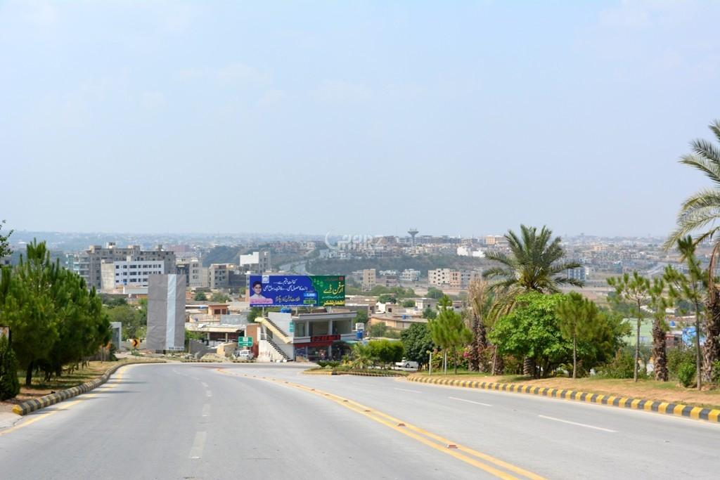 1 Kanal Plot For Sale In Bahria Town Phase-4, Rawalpindi