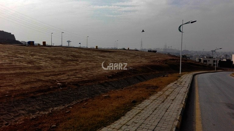 1 Kanal Plot For Sale In Bahria Town Phase-8, Rawalpindi