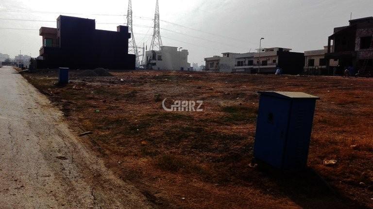 1 Kanal Plot For Sale In Bahria Town Phase 8, Rawalpindi