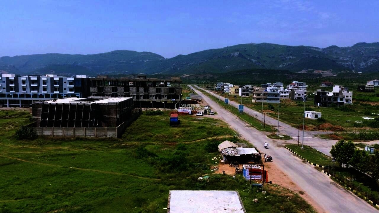 1 Kanal Plot For Sale In  D 12/3 .  Islamabad