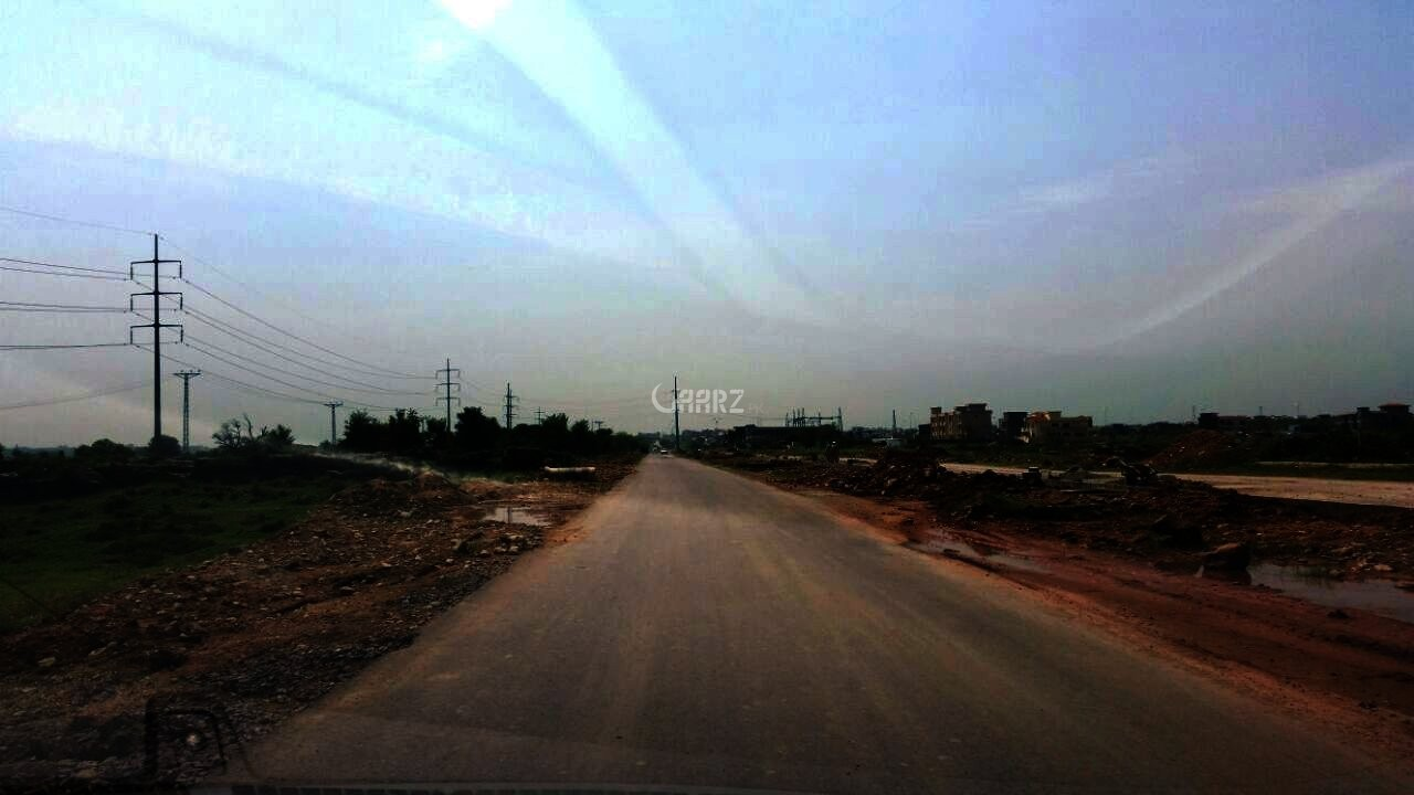 1 Kanal Plot For Sale In  D 13/3 .  Islamabad