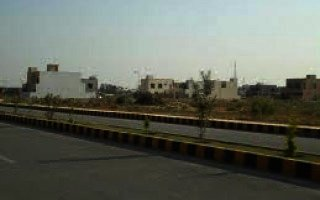 1 Kanal Plot For Sale In DHA Phase-9, Lahore