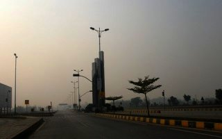 1 Kanal Plot For Sale In DHA Phase-9, Lahore.