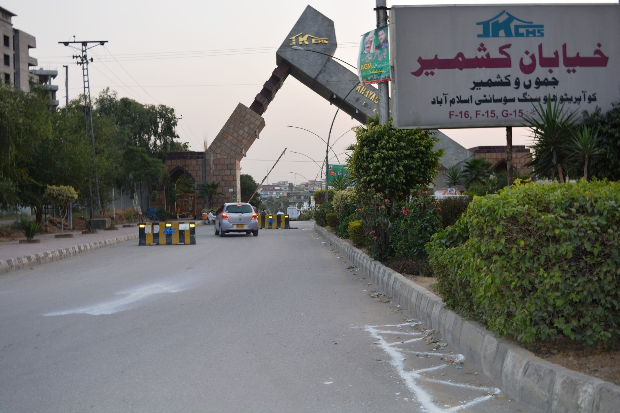 1 Kanal Plot For Sale In F-15/1, Islamabad