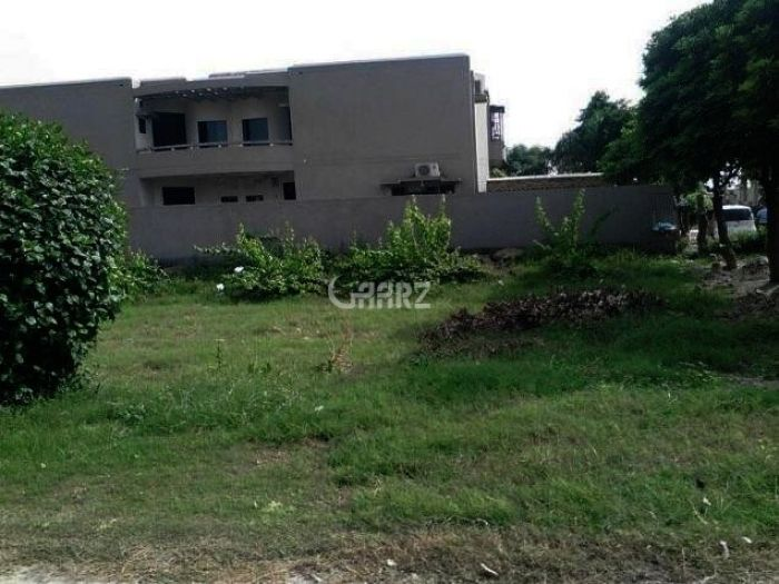 1 Kanal Plot For Sale In Johar Town , Lahore