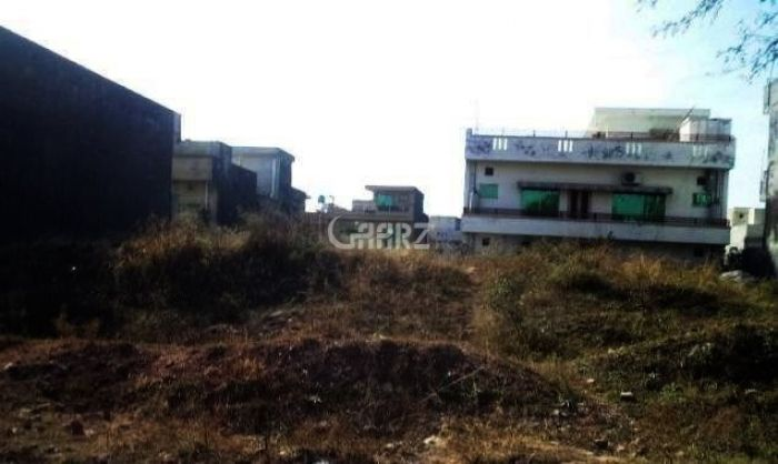 1 Kanal Plot For Sale In G-17 Islamabad.