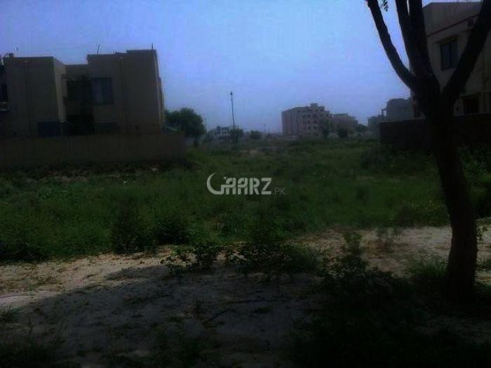 1 Kanal Plot For Sale In Johar Town, Lahore