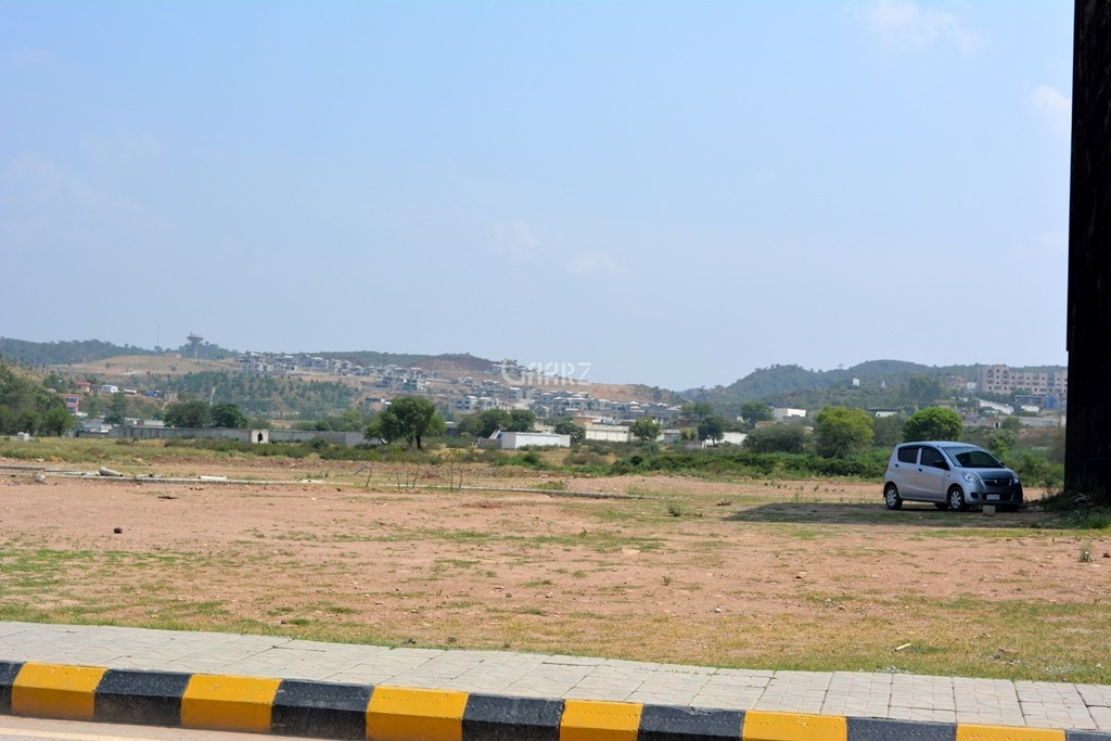 1 Kanal Plot For Sale In Qasim Garden, Lahore.