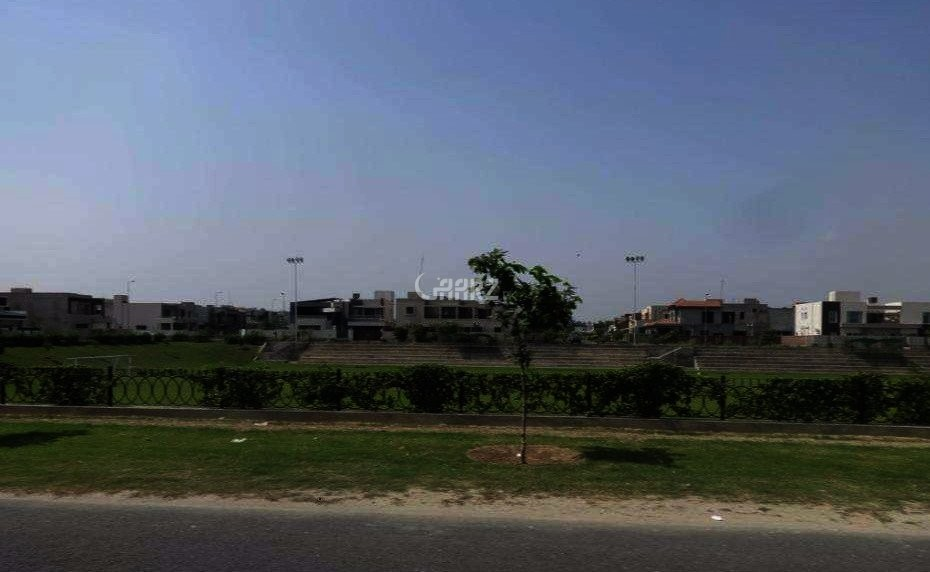 1 Kanal Residential Plot Available For Construction In Dha Phase 8 Block W, Lahore.