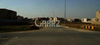 1 Kanal Residential Plot In Dha Phase 7 Block W, Lahore.