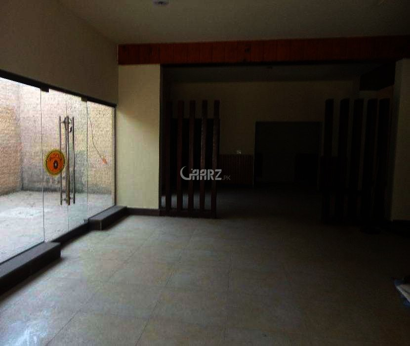 1 Kanal Upper Portion For Rent In Bahria Town Umer Block, Lahore.