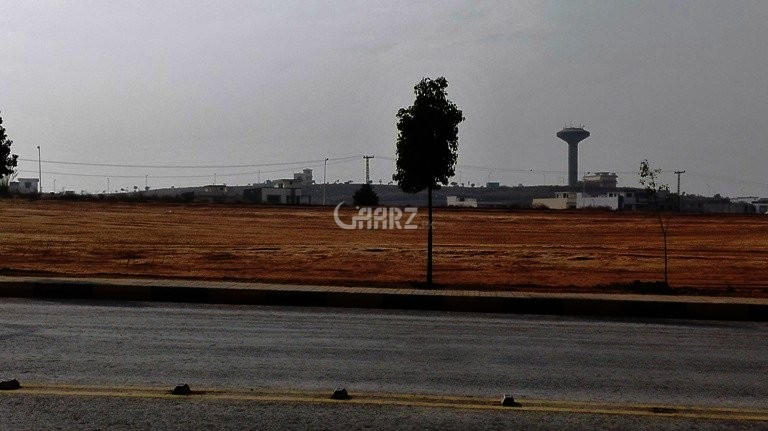 10 Marla Corner Plot For Sale In Bahria Town Phase 8