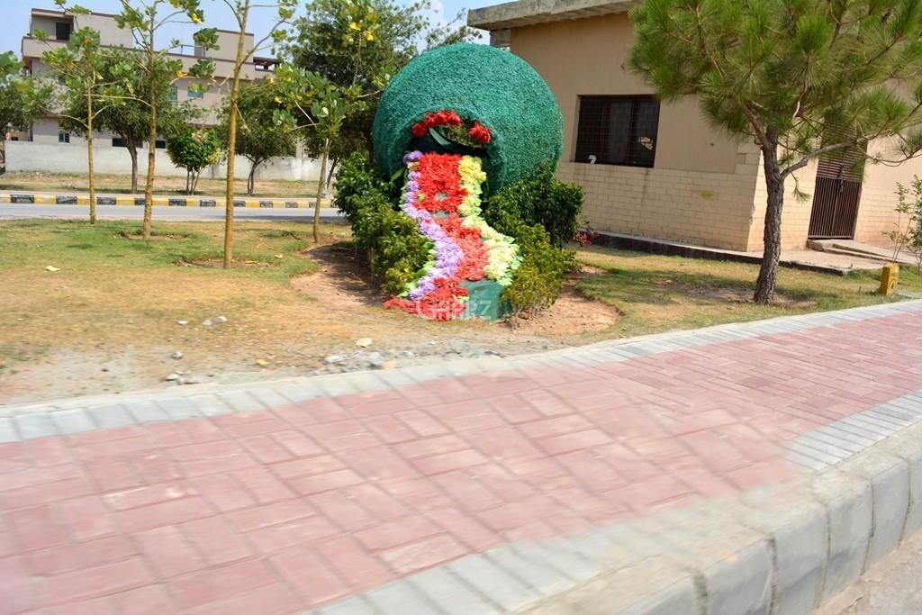 10 Marla Cornor Plot For Sale In Bahria Town Phase-3, Rawalpindi