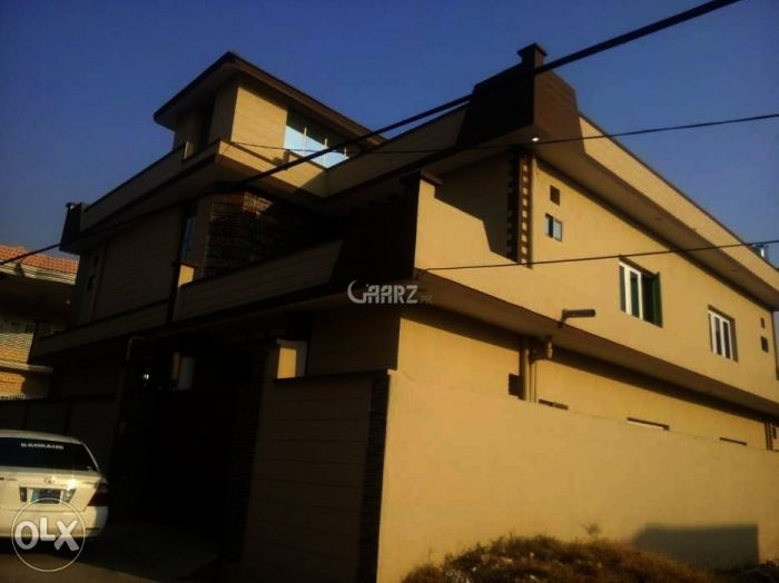 10 Marla Double Story House For Sale Jinnahabad, Abbottabad