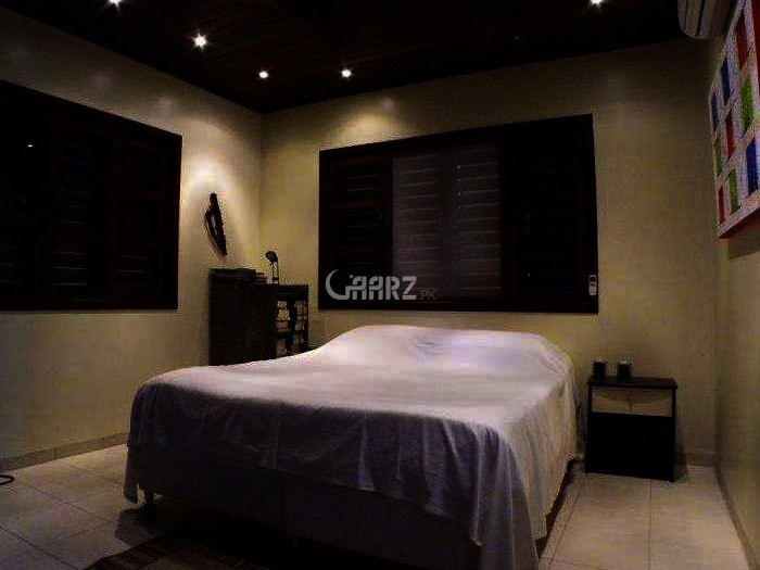 10 Marla Furnished Lower Portion For Rent In Bahria Town Sector-A, Lahore.