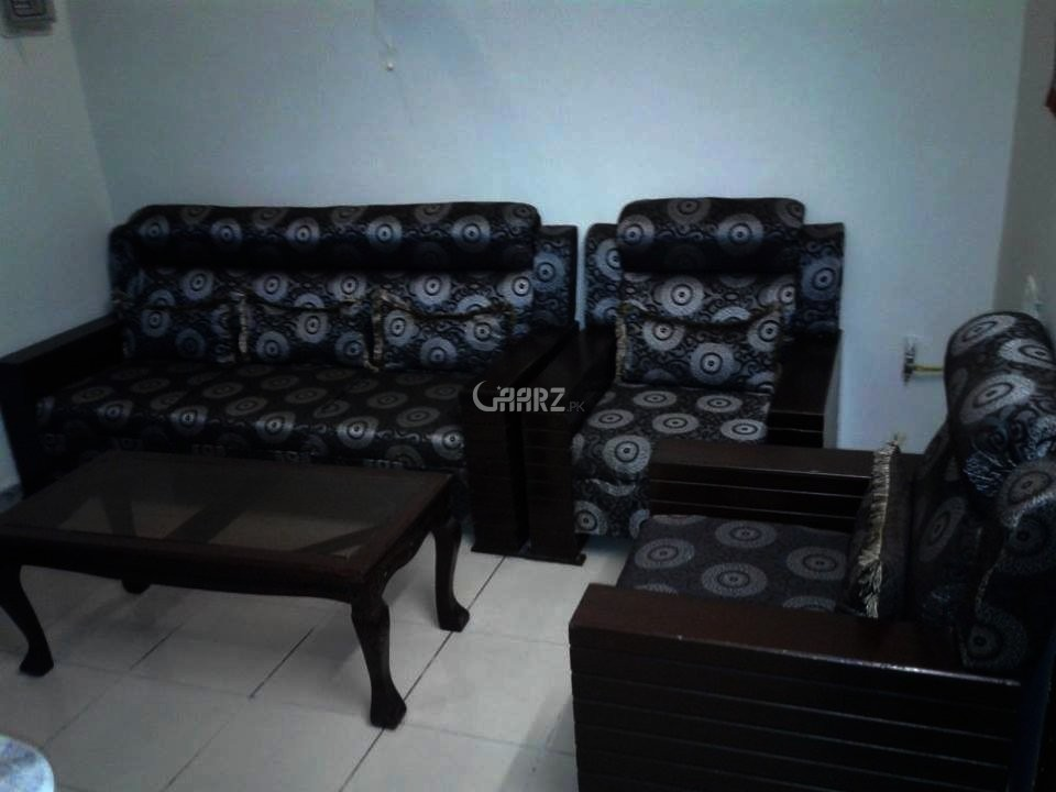 10 Marla Furnished Upper Portion For Rent In Bahria Town, Lahore