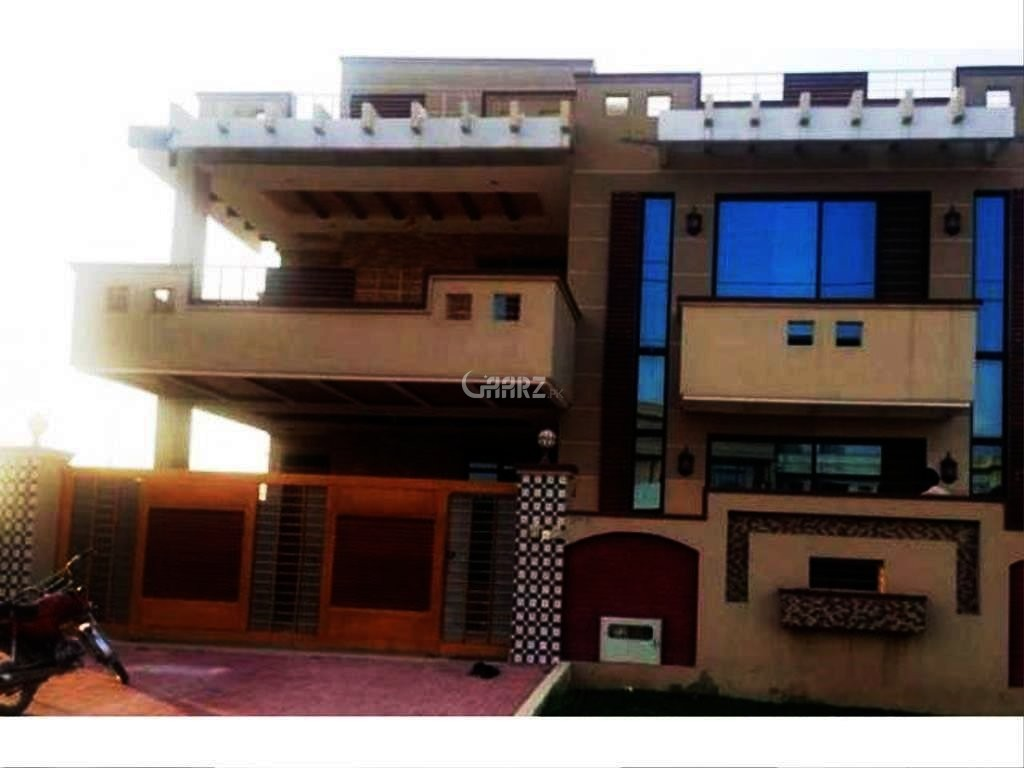 10 Marla House For Rent in Khayaban-e-sir Syed