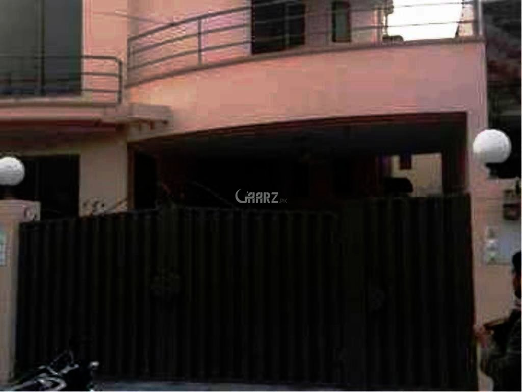 10 Marla House For Rent in Khayaban-e-sirsyed, Rawalpindi.