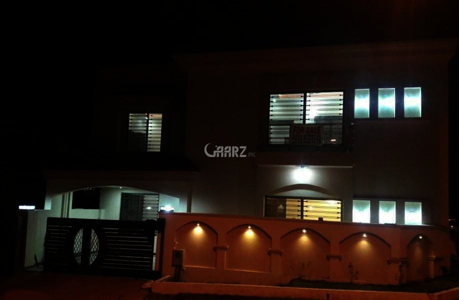 10 Marla House For Rent In Bahria Town Phase 8, Rawalpindi.