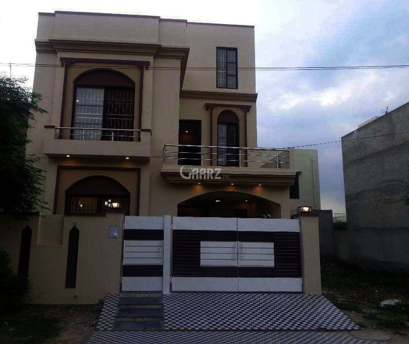 10 Marla House For Rent In Bahria Chambeli Block, Lahore
