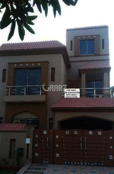 10 Marla House For Rent In Bahria Town Jasmaine Block, Lahore