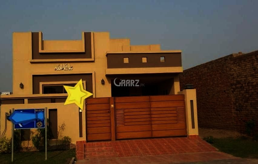 10 Marla House For Rent In Bahria Town Near Country Club, Lahore