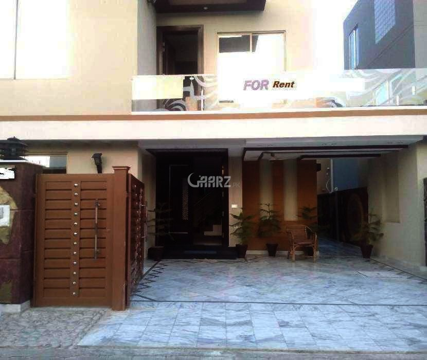 10 Marla House For Rent In Bahria Town Sector-C, Lahore