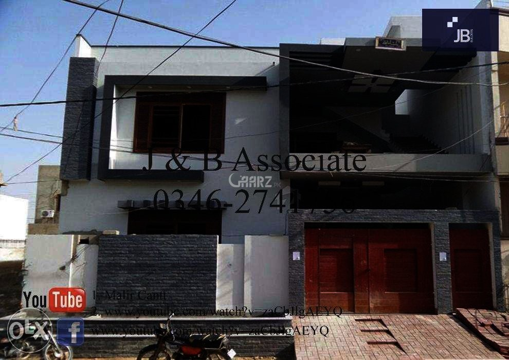 10 Marla House For Sale in Gulistan-e-johar