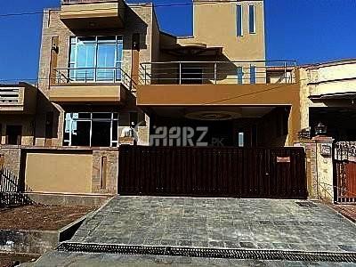 10 Marla House For Sale in Soan Garden