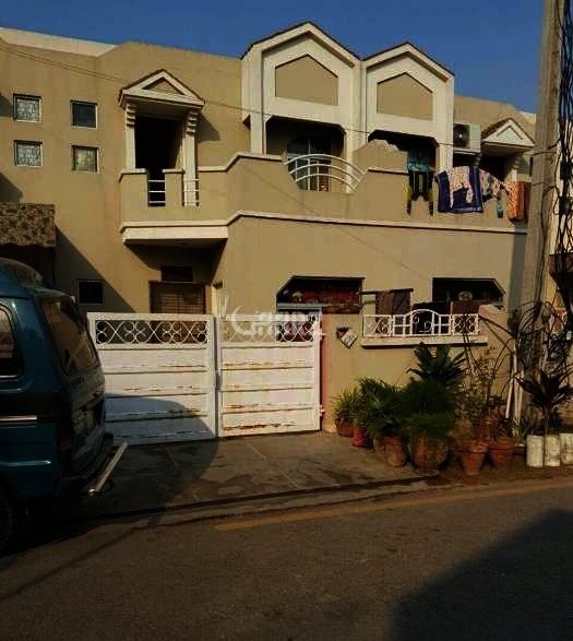 10 Marla House For Sale In Askari-9, Lahore