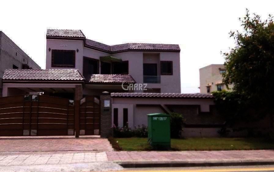 10 Marla House  For Sale In Bahria  Gulmohar Block Lahore