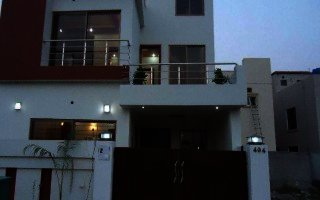 10 Marla House For Sale In Faisal Town Block-D, Lahore