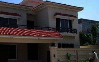 10 Marla House Ground Floor For Rent Phase 8, Eden City