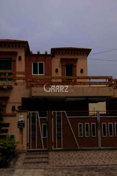 10 Marla Lower Portion For Rent In Bahria Town Gulmohar Block, Lahore