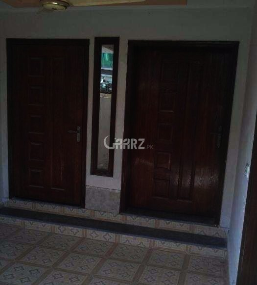 10 Marla Lower Protion House For Rent In Wapda Town, Lahore