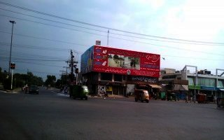 10 Marla Plaza For Rent In Akbar Chowk Lahore.