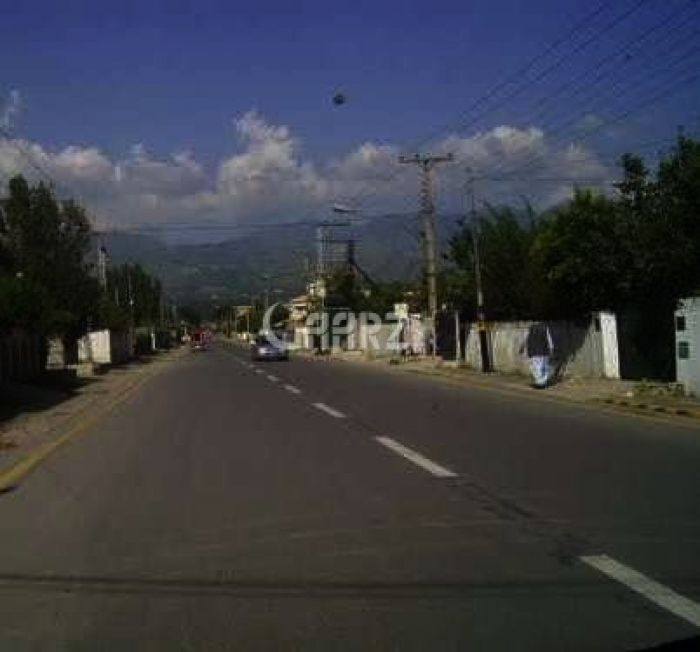 10 Marla Plot For Sale At PC Hotel Plotting, Abbottabad
