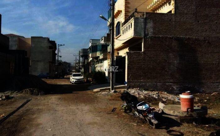 10 Marla Plot For Sale In Iqbal Road, Abbottabad