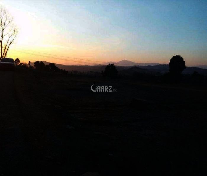 10 Marla Plot For Sale At PC Hotel Back, Abbottabad