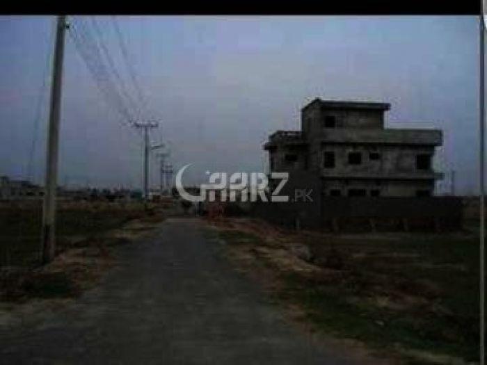10 Marla Plot For Sale Hayatabad Phase 7,