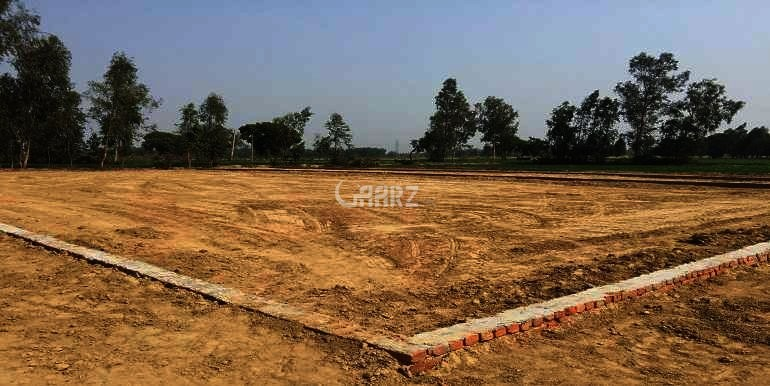 10 Marla Plot For Sale In Bahria Ferozepur Road, Lahore.
