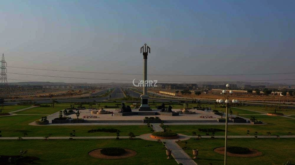 10 Marla Plot For Sale In Bahria Town, Karachi