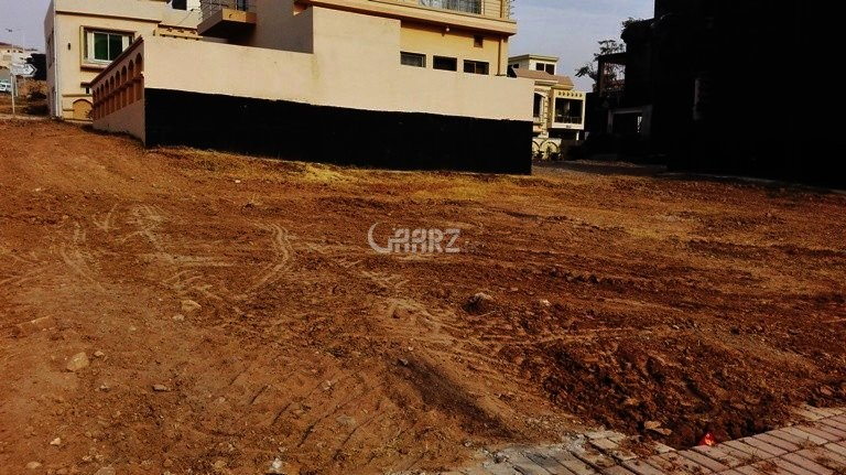 10 Marla Plot For Sale In Bahria Town Phase-8, Rawalpindi