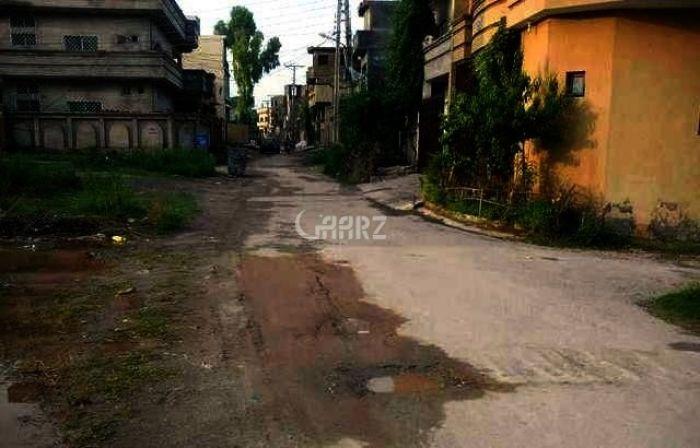 10 Marla Plot For Sale In Chaklala Scheme-3, Rawalpindi