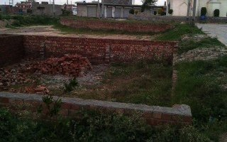 10 Marla Plot For Sale In DHA Phase-5, Lahore.