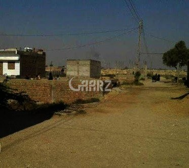 10 Marla Plot For Sale In Saadi Town